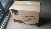 Elna 520, sewing machine, quilting, embrodery & much more