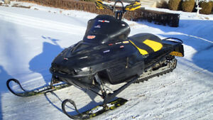 "01 Skidoo Summit 800 159"" /lots of performance parts"