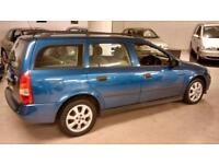 Vauxhall/Opel Astra 1.6i 2002MY LS [ last owner 8 years]