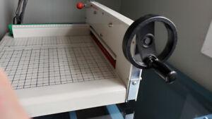 """Manual Stack Paper Cutter 12"""""""