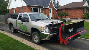Reibling Grass and Grounds Snow Removal Services Kitchener / Waterloo Kitchener Area image 2