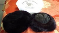 Vintage Paul Magder Fur Hats