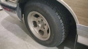 Brand new 215/75R15 all season tires