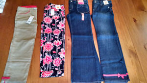 Gymboree Size 12 Plus Pants - 4 Pairs - Never Been Worn, New