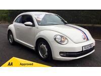 2012 Volkswagen Beetle 2.0 TDI Design DSG Automatic Diesel Hatchback