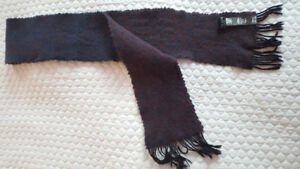 TED BAKER 100% WOOL SCARF $50
