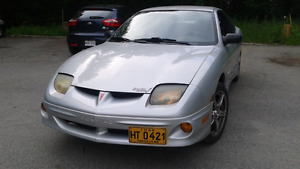 Pontiac sunfire 2002 coupe