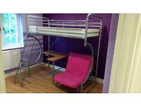 High sleeper/loft bed