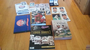Expos : cartes, bobble head, etc - négociable