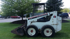 International skidsteer wanted
