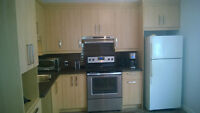 NEW Condo 5 ½ incl. 2 parking storage 3 bed high speed internet