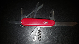 Swiss Army Knife - Climber Model - 8 Available