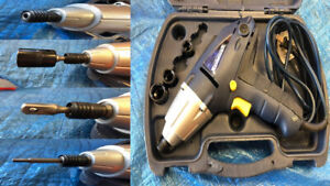 Mastercraft 3.5A ¼-in. Compact Impact Driver