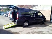 2013 Peugeot Expert 2.0HDi Tepee AUTOMATIC 2 x Wheelchairs Disabled Accessible
