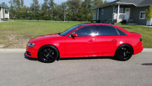 2014 Audi S4 still under warranty til 2020 reduced