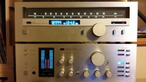 Sansui Amp & Tuner Home Stereo