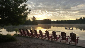 Canada Day Weekend cottages still available!