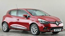 image for 2018 Renault Clio 1.2 16V Dynamique Nav 5dr Hatchback petrol Manual