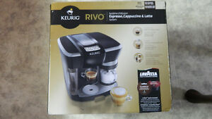 "Keurig ""Rivo"" (brand new in box)"