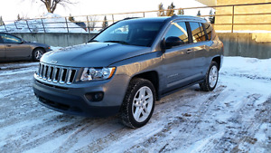 2013 Jeep Compass limited 4x4