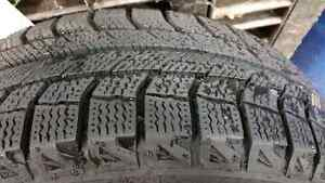 Michelin X-ice winter tires top of the line brand 185/65/R14