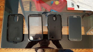 Galaxy S4 with otter box defender
