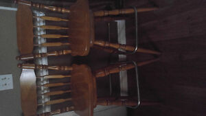Bar or counter stools 40 for pair London Ontario image 1