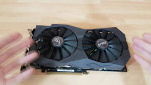 Asus Strix Rx 470 4gb Awesome Shape