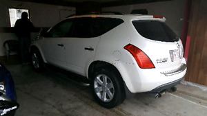 2007 Nissan Murano S AWD- Price Reduced