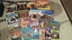 Books for children, as new, soft-covers non-fiction lot of 19 Kirrawee Sutherland Area Preview