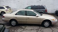 1999 Toyota Camry for only $2900