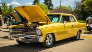 Bad A$$ 1967 Chevy 2 Pro Street