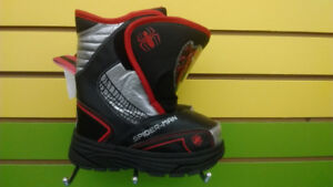 (312A) Boy's winter boots Size 10