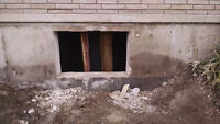 Concrete Cutting, Windows and doors