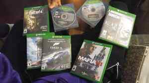 Xbox one games forsale text for info 5195639293