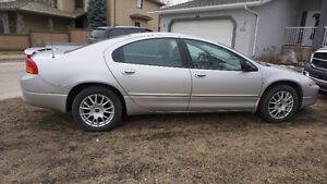 2002 Chrysler Intrepid SXT