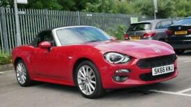 image for 2016 Fiat 124 Spider 1.4 Multiair Lusso Plus 2dr Sports petrol Manual