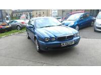 Jaguar X-TYPE 2.0D Sport 4 DOOR - 2004 04-REG - 7 MONTHS MOT