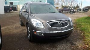 2008 Buick Enclave CXL LOADED !!!!! LOW KM !!!!