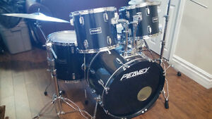 Peavey Drum Kit - tons of UPGRADES - Pro level Hardware Belleville Belleville Area image 2