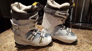 Botte ski femme