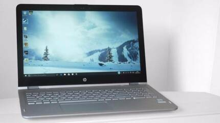 HP ENVY 15-AS050TU LAPTOP - Core i7 + 512GB SSD + 16GB RAM+Win10