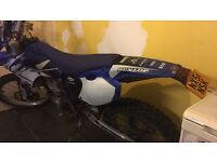 YAMAHA WR426 LIKE YZF426 SWAP FOR YOUR SNAP ON / MAC TOOLS AND BOX
