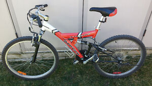 XTI-21DS Supercycle Mountain Bike