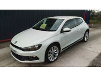 Volkswagen Scirocco 2.0TDI ( 140ps ) CR 2009MY GT