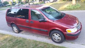 2004 Chevy Extended Venture Van