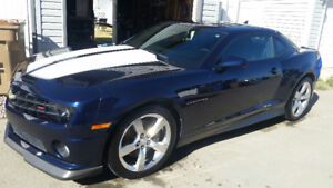 2010 Chevrolet Camaro 2SSRS Only 37500kms
