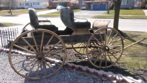 Antique,Wagon,1923 Still Mobile