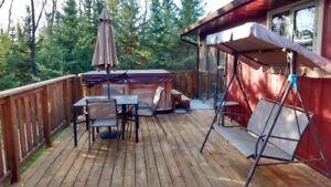 Winnipeg River 3-bedroom home for rent