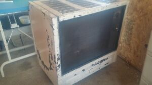wood stove for garage or home
